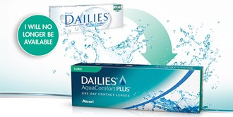 The Discontinuation of Focus Dailies Toric Lenses - What To Do
