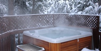 Wearing Contact Lenses in Hot Tubs & Saunas