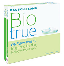Biotrue Contact Lenses 90 Pack