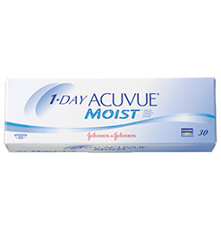 1 Day Acuvue Moist 30 Lenses