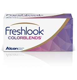 Freshlook Colorblends Cosmetic Lenses