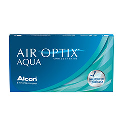 Air Optix - Box of 3 Contact Lenses