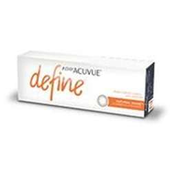 Acuvue Define- Natural Shine