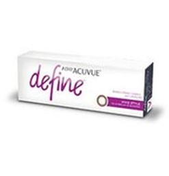 Acuvue Define Vivid Style Cosmetic Contact Lenses