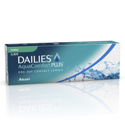 Dailies AquaComfort Plus Toric 30 PK Contact Lens