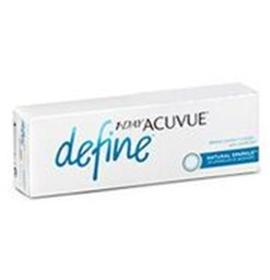 Acuvue Define Sparkle Cosmetic Contact Lenses