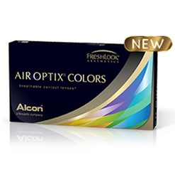 Air Optix Colors - 6 Cosmetic Lens Value Pack