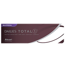 Dailies Total 1 Multifocal Contact Lenses 30 Pack