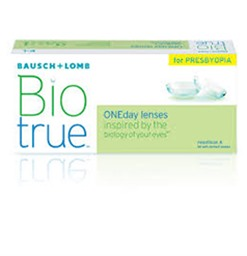 BioTrue For Presbyopia 30 Pack