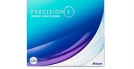 Precision 1 Contact Lenses 90 Pack