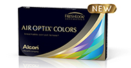 Air Optix Colors - 6 Prescription Lens Value Pack