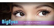 Colourvue Big Eyes Cosmetic Lenses