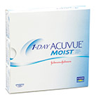 Acuvue Moist 1 Day 90 Lenses