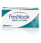 Freshlook Dimensions Prescription Contact Lenses