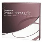 Dailies Total 1 Contact Lenses 90 Pack