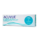 Acuvue Oasys 1 Day with Hydraluxe 30 Contact Lenses