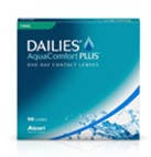 Dailies AquaComfort Plus Toric 90 Pk Contact Lens