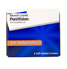 Purevision For Astigmatism Contact Lenses