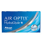 Air Optix Plus HydraGlyde 3 Pack