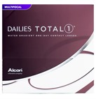 Dailies Total 1 Multifocal, Box of 90 Contact Lenses