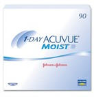 Acuvue Moist 1 Day 90 Pack